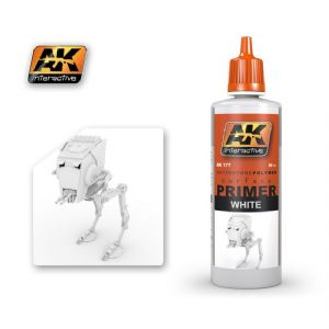 WHITE PRIMER 60ML<br> AK177